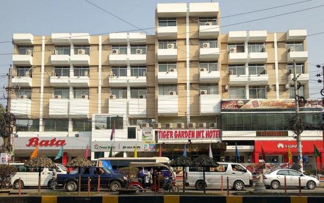 Tiger Garden Int Hotel Khulna