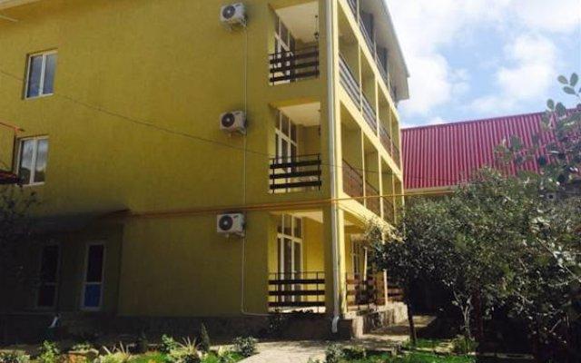 Отель Orhideya Сочи вид на фасад