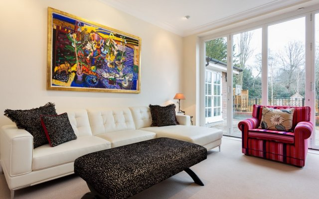Отель Veeve House in Hampstead комната для гостей
