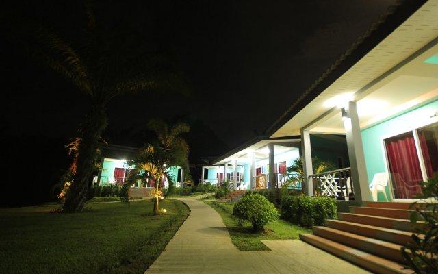 Отель Tum Mai Kaew Resort вид на фасад