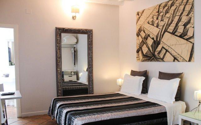 Отель Relais Casa Della Fornarina Италия, Рим - отзывы, цены и фото номеров - забронировать отель Relais Casa Della Fornarina онлайн комната для гостей