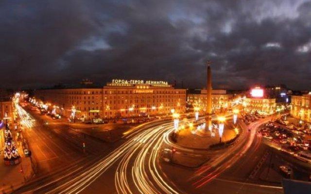 Late Breakfast Club Hotel Санкт-Петербург вид на фасад