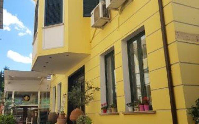 Hotel Vila 3 вид на фасад