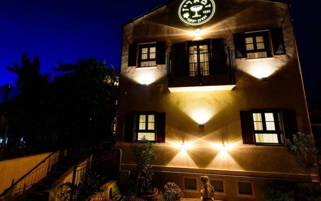 Zamarin Hotel Израиль, Зихрон-Яаков - отзывы, цены и фото номеров - забронировать отель Zamarin Hotel онлайн вид на фасад