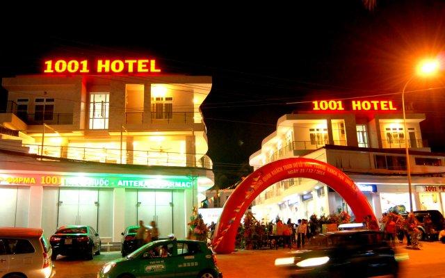 Отель 1001 Hotel Вьетнам, Фантхьет - отзывы, цены и фото номеров - забронировать отель 1001 Hotel онлайн вид на фасад
