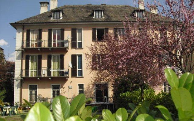 Отель B&B Tiffany вид на фасад