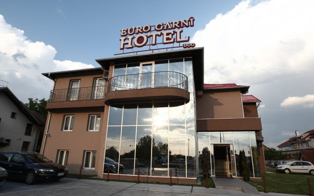 Euro Garni Hotel Belgrade Serbia Zenhotels