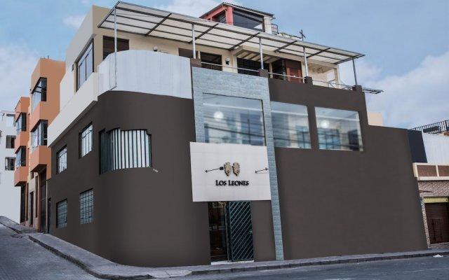 Los Leones Hotel Boutique 0