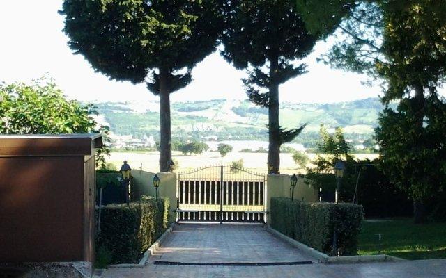 Отель B&B Il Giardino Dei Limoni Италия, Монтекассино - отзывы, цены и фото номеров - забронировать отель B&B Il Giardino Dei Limoni онлайн вид на фасад