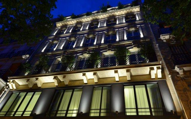 Отель Hôtel Le 123 Sébastopol - Astotel вид на фасад