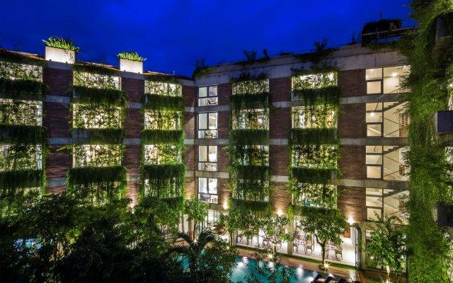 Atlas Hoi An Hotel вид на фасад