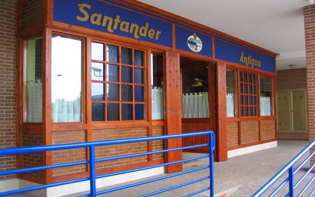 Отель Santander Antiguo Испания, Сантандер - отзывы, цены и фото номеров - забронировать отель Santander Antiguo онлайн вид на фасад
