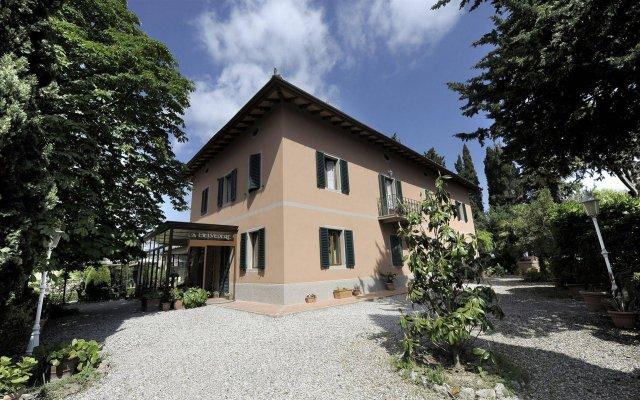 Отель Villa Belvedere Италия, Сан-Джиминьяно - отзывы, цены и фото номеров - забронировать отель Villa Belvedere онлайн вид на фасад