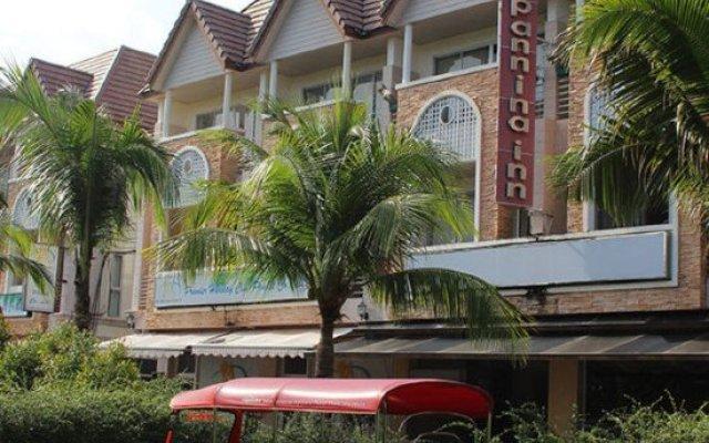 Отель Capannina Inn Таиланд, Пхукет - 10 отзывов об отеле, цены и фото номеров - забронировать отель Capannina Inn онлайн вид на фасад