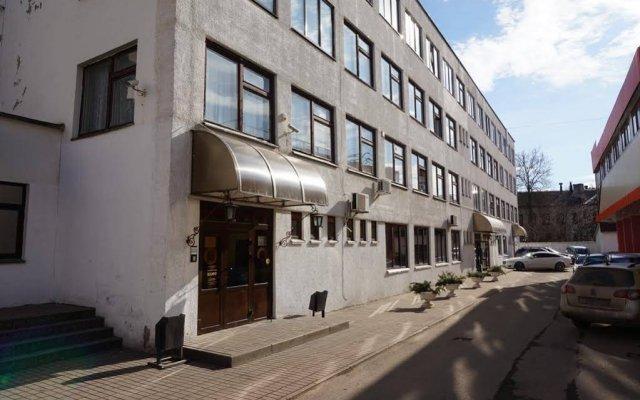 Zolotoy Telenok Mini-Hotel вид на фасад