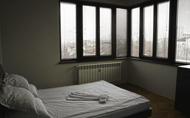 Апартаменты Прайм Ренталс Апартаменты комната для гостей