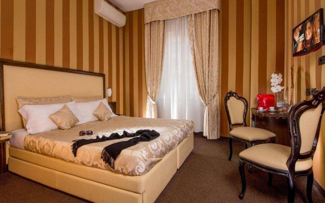 Отель Home@Rome Италия, Рим - отзывы, цены и фото номеров - забронировать отель Home@Rome онлайн комната для гостей