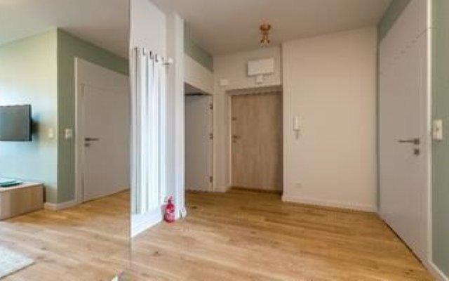 Апартаменты Gorskiego Apartment Варшава комната для гостей