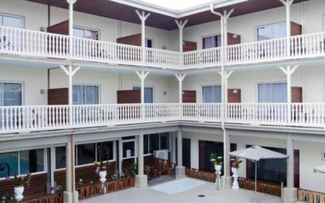 Le Guyane Hôtel in Cayenne, French Guiana from 115$, photos, reviews - zenhotels.com
