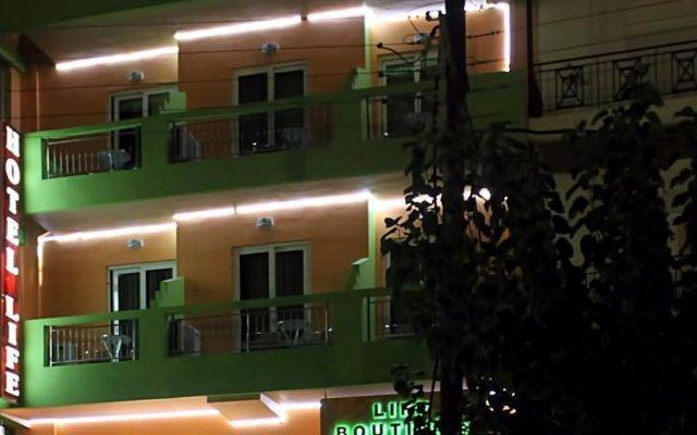 Hotel Life вид на фасад