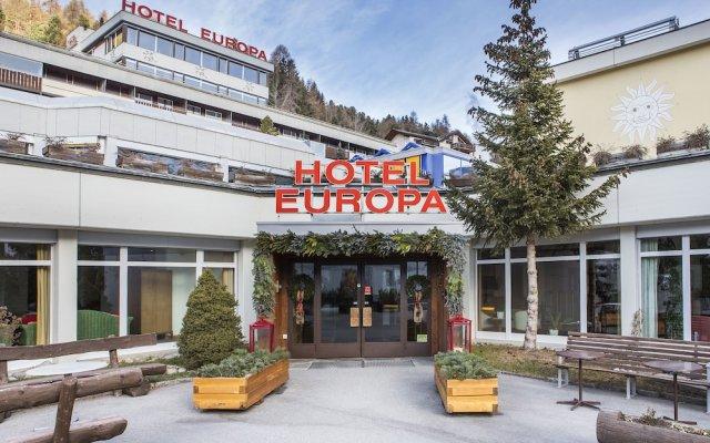 Europa St Moritz Hotel