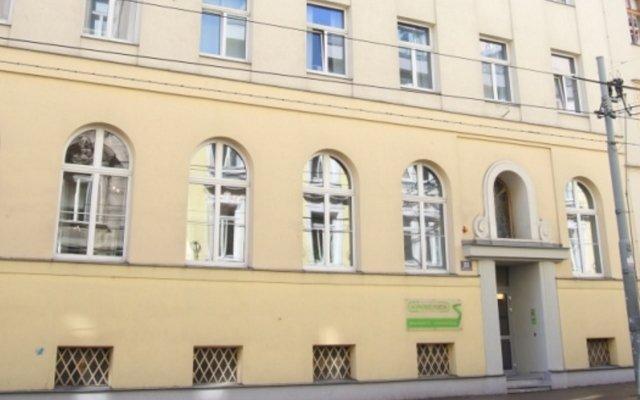 Отель Hostel & Guesthouse Kaiser 23 Австрия, Вена - 4 отзыва об отеле, цены и фото номеров - забронировать отель Hostel & Guesthouse Kaiser 23 онлайн вид на фасад