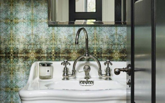 Отель Kingly Kensington Лондон ванная