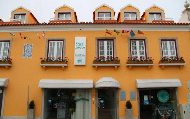 Отель Sea Garden Residência вид на фасад