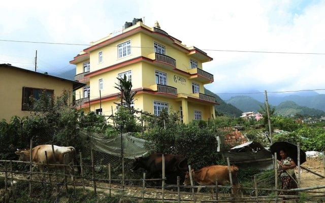 Отель Green Eco Resort Непал, Катманду - отзывы, цены и фото номеров - забронировать отель Green Eco Resort онлайн вид на фасад