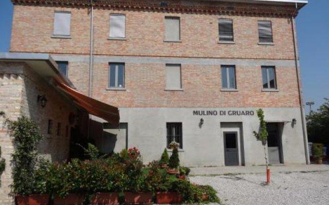 Отель CÀ Francine Ceggia вид на фасад