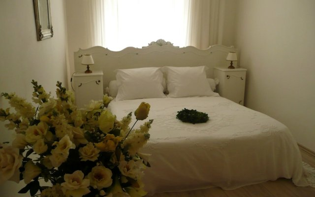 Апартаменты Apartment Dum U Cerného beránka комната для гостей