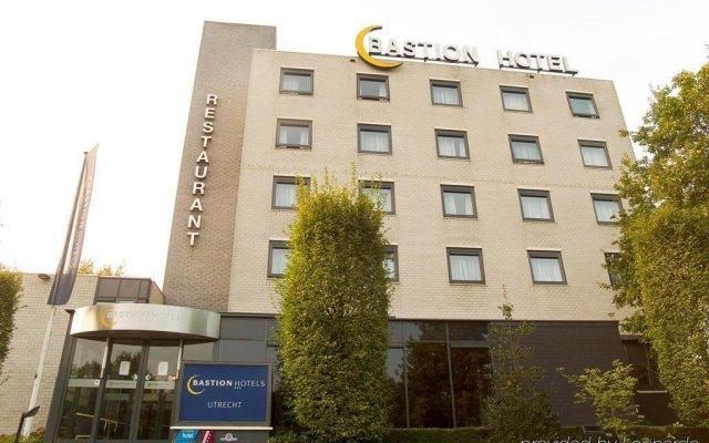 Отель Bastion Hotel Utrecht Нидерланды, Утрехт - 1 отзыв об отеле, цены и фото номеров - забронировать отель Bastion Hotel Utrecht онлайн вид на фасад