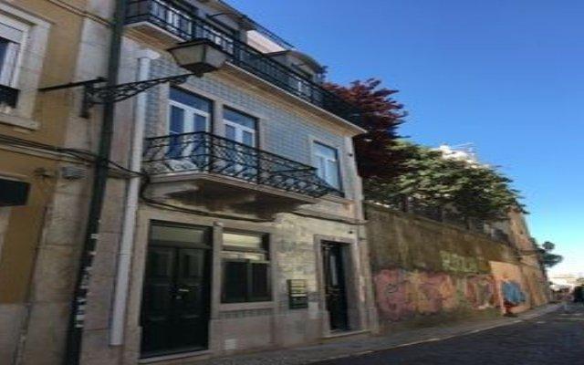 Отель Dalma Flats Португалия, Лиссабон - отзывы, цены и фото номеров - забронировать отель Dalma Flats онлайн вид на фасад