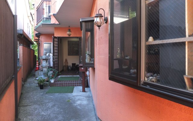 Отель Turtle Inn Nikko Никко вид на фасад