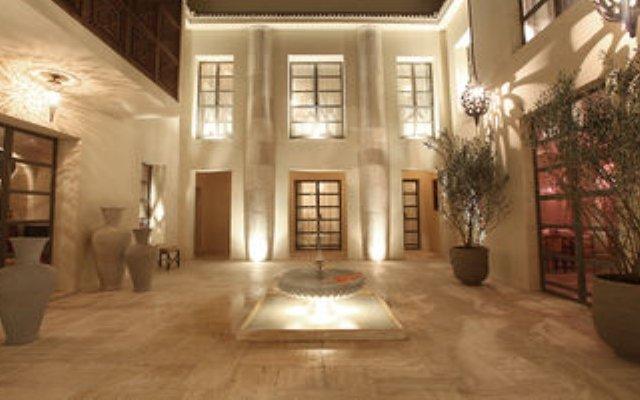Отель Riad Joya Марракеш вид на фасад