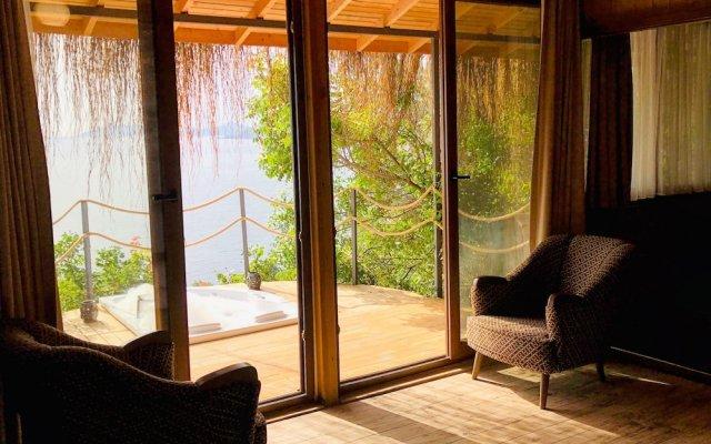 Seaview Faralya Butik Hotel комната для гостей