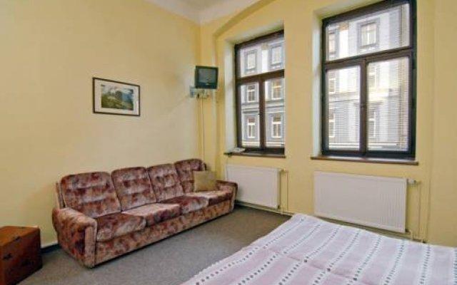 Hotel Monika Хеб комната для гостей