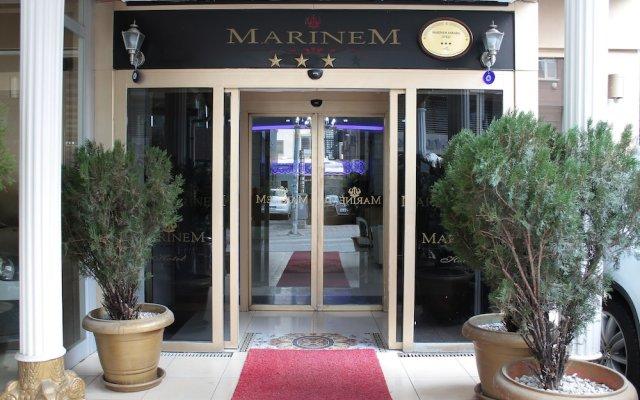 Marinem Ankara Турция, Анкара - отзывы, цены и фото номеров - забронировать отель Marinem Ankara онлайн вид на фасад