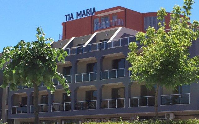Hotel Tia Maria вид на фасад