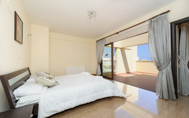 Отель Fig Tree Bay Villa 10 Кипр, Протарас - отзывы, цены и фото номеров - забронировать отель Fig Tree Bay Villa 10 онлайн комната для гостей
