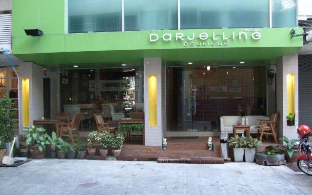 Отель Darjelling Boutique Бангкок вид на фасад