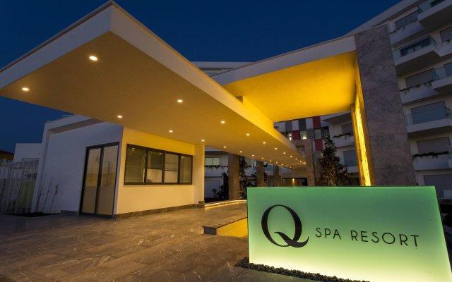 Q Spa Resort Турция, Сиде - отзывы, цены и фото номеров - забронировать отель Q Spa Resort онлайн вид на фасад