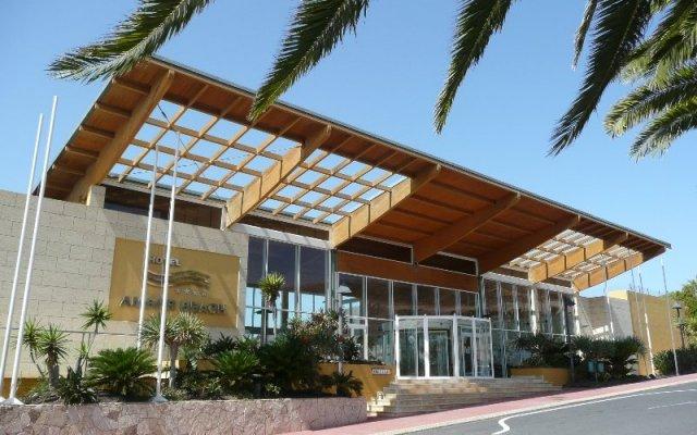 Отель Ambar Beach Испания, Эскинсо - отзывы, цены и фото номеров - забронировать отель Ambar Beach онлайн вид на фасад