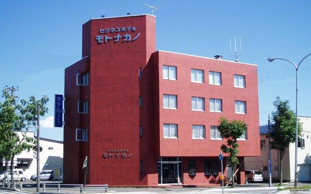 Отель Business Hotel Motonakano Япония, Томакомай - отзывы, цены и фото номеров - забронировать отель Business Hotel Motonakano онлайн вид на фасад