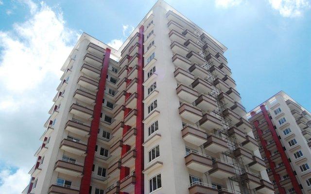 Отель Grande Tower 6b apartment Непал, Катманду - отзывы, цены и фото номеров - забронировать отель Grande Tower 6b apartment онлайн вид на фасад
