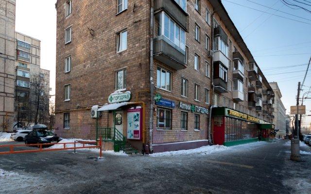 Гостиница Nice Aviamotornaya в Москве отзывы, цены и фото номеров - забронировать гостиницу Nice Aviamotornaya онлайн Москва вид на фасад