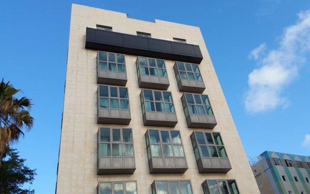 Отель Olympia вид на фасад