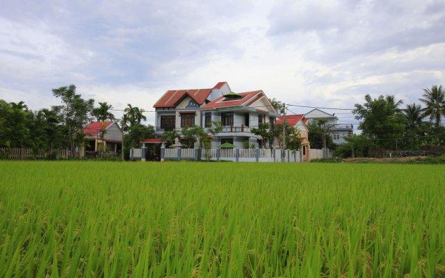 Отель Rice Flower Homestay вид на фасад