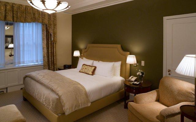 Отель The Sherry Netherland комната для гостей