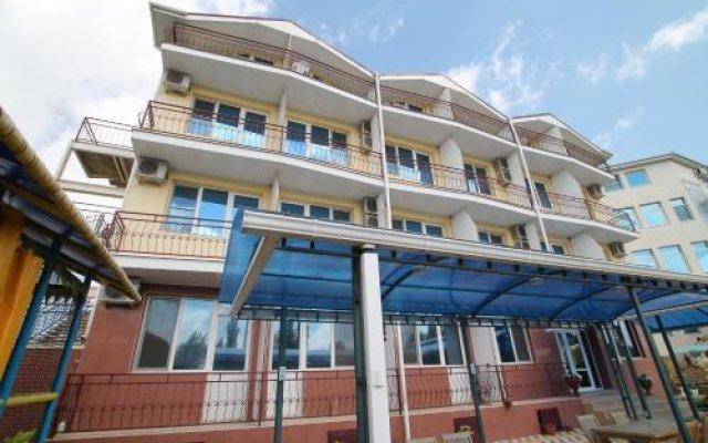 Гостиница Эдельвейс в Анапе отзывы, цены и фото номеров - забронировать гостиницу Эдельвейс онлайн Анапа вид на фасад